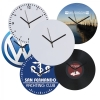 Wall clock with allover clock face VENICE